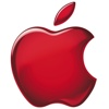 Photos Uncategorized Apple Logo Red Wo Background