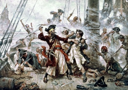 Capture-Of-Blackbeard-Ferris
