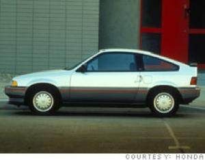 Honda Crx.03