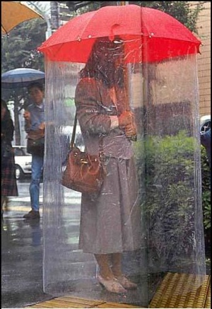 Protect-Yourself-From-Rain-Umbrella